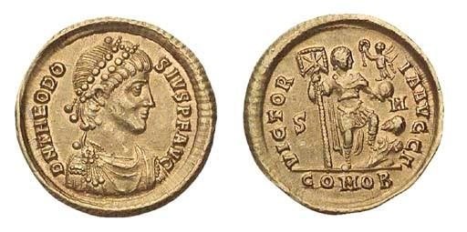Theodosius I (A.D. 379-395), S
