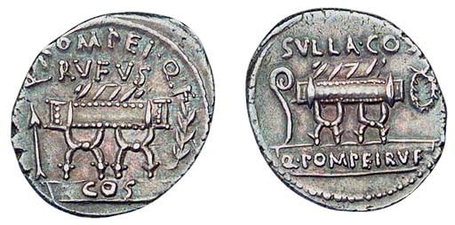 Roman Republic, Q Pompeius Ruf