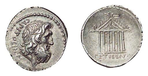 Roman Republic, Petillius Capi