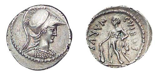 Roman Republic, C Vibius Varus