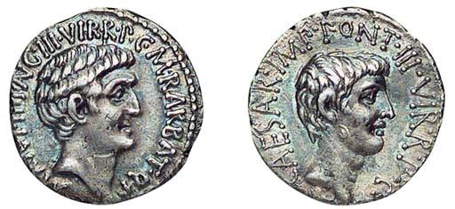 Roman Republic, Mark Antony wi