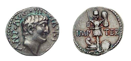 Roman Republic, Mark Antony, N