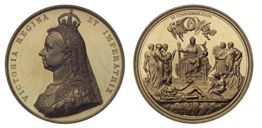 Commemorative Medals, Victoria