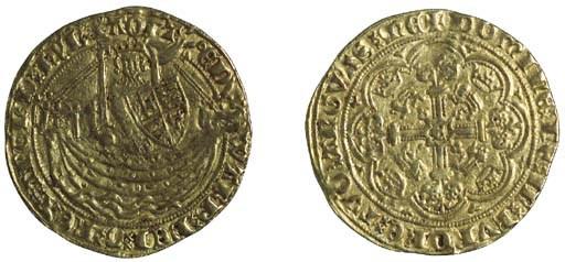 Edward III, fourth coinage, Tr
