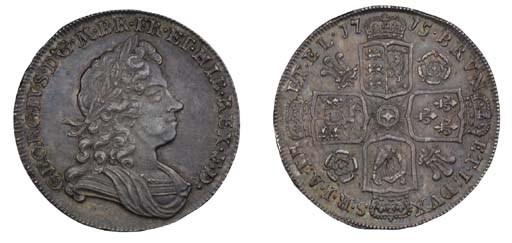 George I (1714-27), Halfcrown,