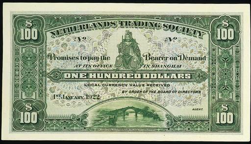 Netherlands Trading Society, c