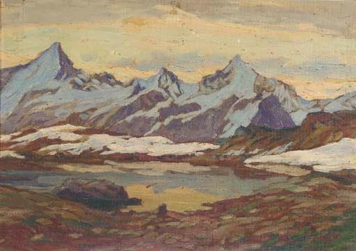 Carl Friedrich Felber (Swiss,