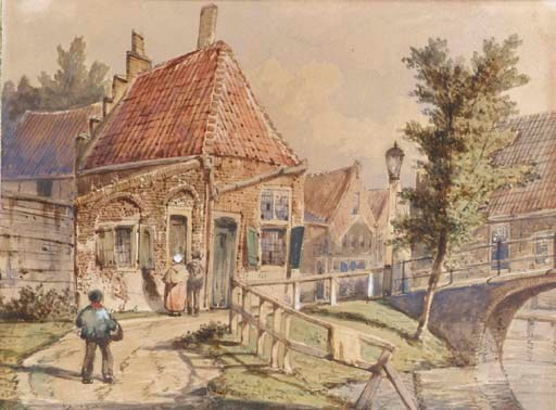 Willem Koekkoek (Dutch, 1838-1