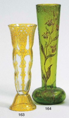 An enamelled and engraved gree