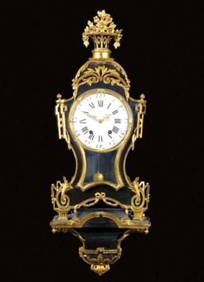A Louis XVI ormolu-mounted and