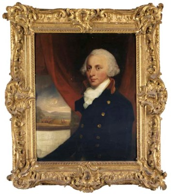 ATTRIBUTED TO GILBERT STUART (
