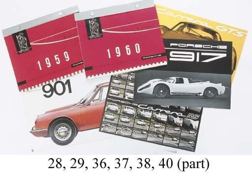 Porsche - an original 1959 Chr