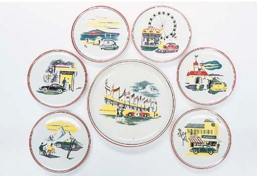 An original set of factory com
