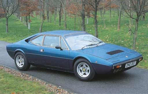 1978 FERRARI 308 GT4 2+2 SPORT