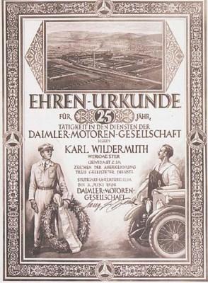Daimler Benz - Ferdinand Porsc