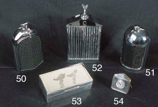 Bentley - A table-top decanter