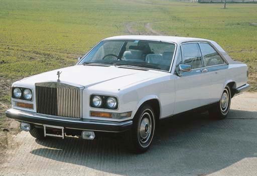 1973 ROLLS-ROYCE CAMARGUE TWO