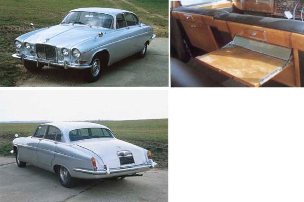 1969 JAGUAR 420 G FOUR DOOR SA