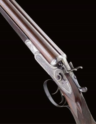 A J. WILKES PATENT 12-BORE SID