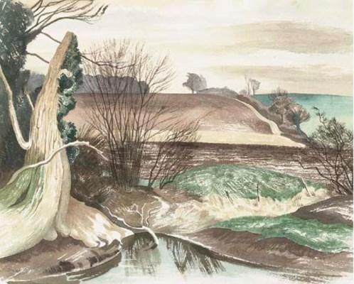 John Northcote Nash, R.A. (189