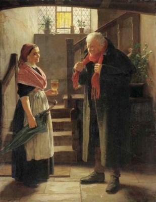 James Hayllar (1829-1920)