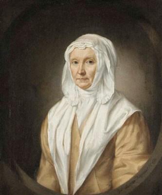 William Mosman (fl.1731-1771)