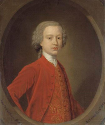 John Alexander (c.1690-1757)