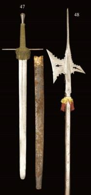 A BEARING SWORD