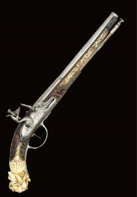 AN EXTREMELY RARE 28-BORE GERM