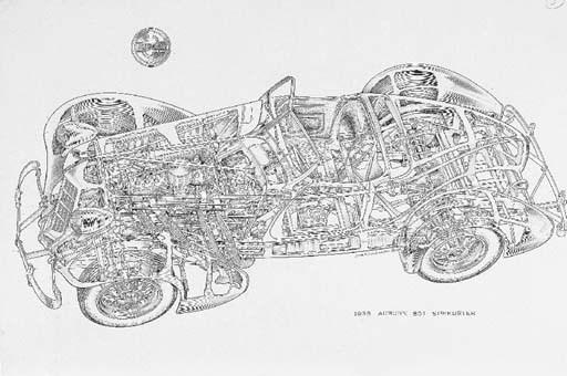 Auburn 851 Speedster 1935; sig