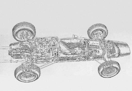 Ferrari Type 158 V-6 Formula 1