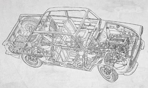 Ford Lotus-Cortina Mk1 1965; c