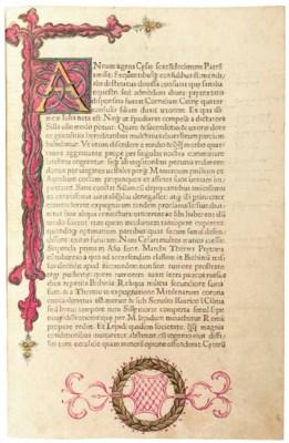 SUETONIUS TRANQUILLUS, Caius (