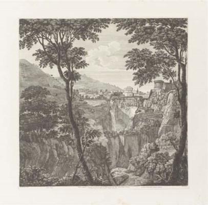 ROSSINI, Luigi (1790-1857).  L