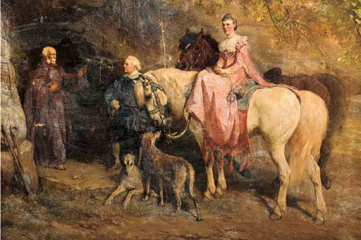 Carl Suhrlandt (1828-1919)