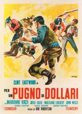 A Fistful Of Dollars/Per Un Pu
