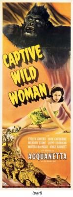 Jungle Women - 1940s