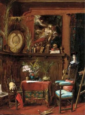 Ida Konek (Hungarian, b.1856)