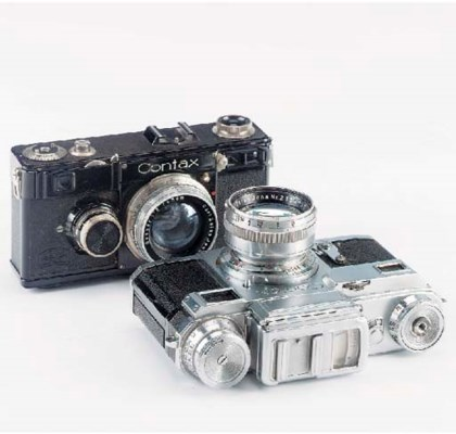 Contax outfit