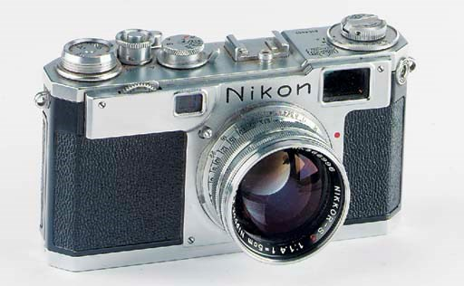 Nikon S2 no. 6154651