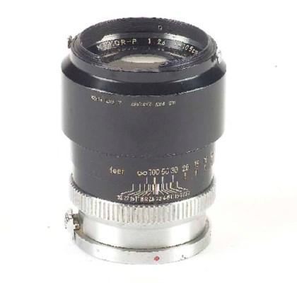 Nikkor-P f/2.5 10.5cm. no. 923