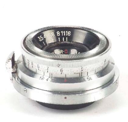 W-Nikkor·C f/3.5 3.5cm. no. 91
