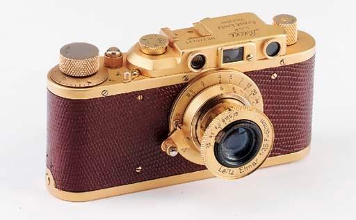 Leica II copy no. 245221