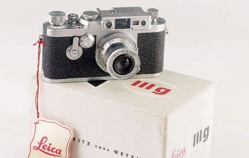 Leica IIIg no. 971874