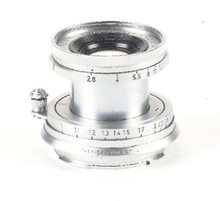 Elmar 5cm. f/2.8 no. 1576237