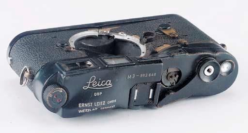 Leica M3 no. 993648