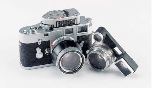 Leica M3 no. 999662