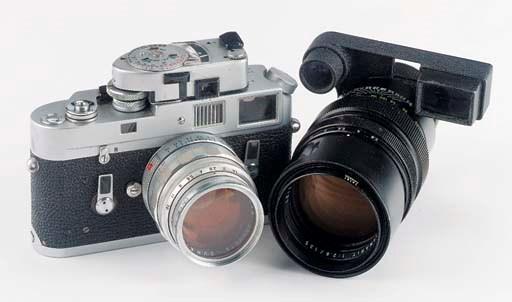 Leica M4 no. 1208389