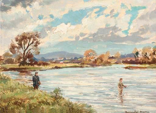 William Ellis Barrington Brown