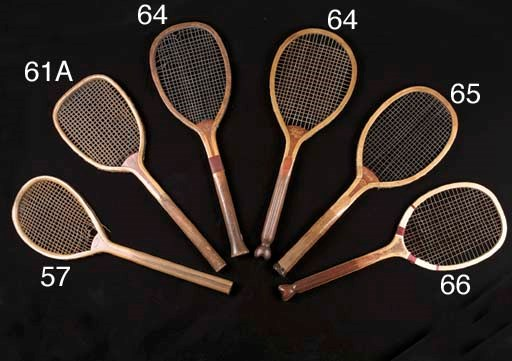The Demon racket, manufactured
